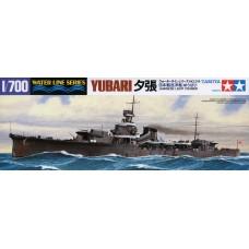 Tamiya 1/700 Легкий крейсер Японского Императорского флота «Yubari». № 31319