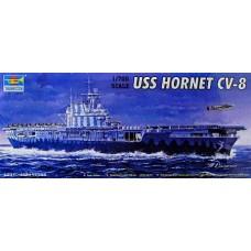 Trumpeter 1/700 Американский авианосец USS Hornet CV-8. № 05727
