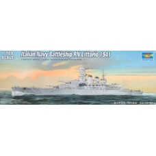 Trumpeter 1/700 Итальянский крейсер RN «Littorio», 1941 год. № TRU_05778