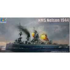 Trumpeter 1/700 Британский линкор HMS «Nelson» 1944 год. № TRU_06717