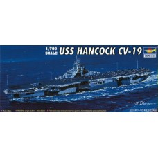 Trumpeter 1/700 Американский авианосец USS «Hancock» CV-19. № 05737