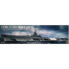 Revell 1/72 Американская подводная лодка US Gato. № 85-0396