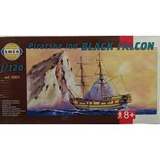 Smer 1/120 Пиратский корабль «Black Falcon». № 0901