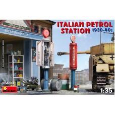 MiniArt 1/35 Итальянская бензозаправка 1930-1940гг. № 35620