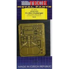 Extratech 1/144 Фототравление для самолета Canadair CL-604 Challenger (Revell). № EX14415
