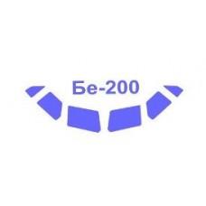 KV Models 1/144 Маска-трафарет для самолёта Бе-200 (Eastern Express). № KVM_14465