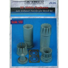 Aires 1/32 EF 2000A late exhaust nozzles. № ARS_2126