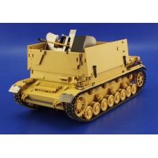 Eduard 1/35 Фототравление для немецкой ЗСУ Flakpanzer IV Mobelwagen 37mm. № 35755