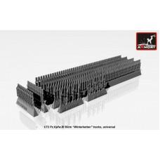 "Armory Models Group 1/72 Траки 56cm (зимнего типа /""Winterketten""), для Pz.III, StuG III. № AC7310a"