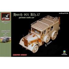 Armory Models Group 1/72 Фототравление: для немецкого автомобиля телефонной связи Horch 901 Kfz.17. № pe7212b