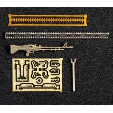 Mini World 1:72 Американский единый пулемет M60 7.62мм, турельный вариант. № A7245c