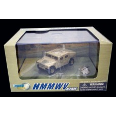 Dragon Armor 1:72 Американский автомобиль HMMWV M1025 1-6 Infantry, 1st Armored Division, Baghdad 2003. № 60050