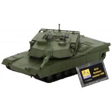 Easy Model 1/72 Американский основной боевой танк Abrams M1A1 (для боя в городских условиях, 1988). № 35028