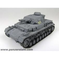 Panzerstahl 1/72 Немецкий средний танк Pz.IV Ausf.F1-14.Pz.Div. Восточный фронт, 1942. № 88002