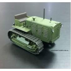 1/72 Советский трактор С-65 ЧТЗ «Сталинец». № 07112