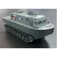 1/72 Немецкий транспортный тягач-амфибия (Land-Wasser-Schlepper (LWS). № HMM_82918