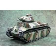 1/72 Французский средний пехотный танк Char de Bataille D2 (Renault) первых серий. № MT72397R