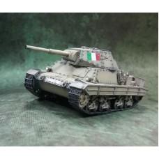 1/72 Итальянский тяжёлый танк Carro Armato P-40. № MT72306R