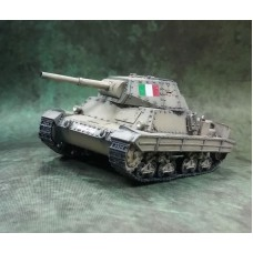 1/72 Итальянский тяжёлый танк Carro Armato P-40. № MTR_MT72306R