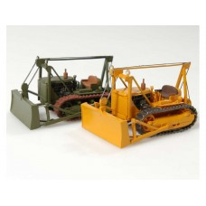 "Wespe Model 1:87 US DOZER ""LE TOURNEAU"". № PWES 87070"