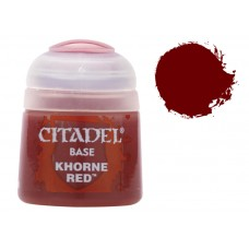 Citadel Base: Khorne Red (21-04)