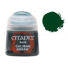 Citadel Base: Caliban Green (21-12)