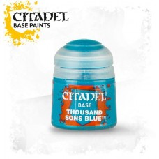 Citadel Base: Акриловая краска Thousand Sons Blue (21-36)