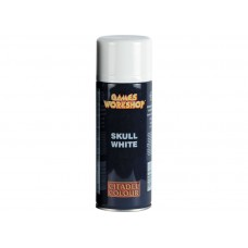 Skull White Spray /Белый матовый грунт (62-01)