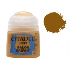 Citadel Layer: Акриловая краска Balor Brown (22-43)