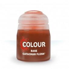 Citadel Base: Акриловая краска Catachan Fleshtone 9918995017006