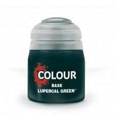 Citadel Base: Акриловая краска Lupercal Green 9918995012706