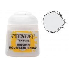 Citadel Texture: Mourn Mountain Snow (26-04)