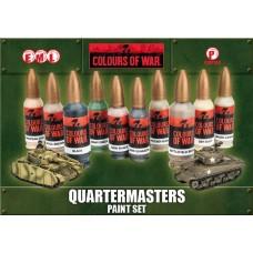 Flames of War 1/100 Квартирмейстерский набор красок (10 красок). CWP100