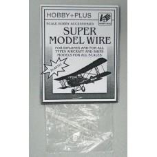 Hobby+Plus / Супер эластичная нить для моделей. № Wire