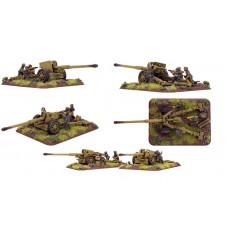 Flames of War 1/100 Немецкая 88-мм противотанковая пушка PaK 43/41. GE530a