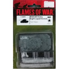 Flames of War 1/100 Американский средний танк M4A3E8 Easy Eight (Uparmoured). US055