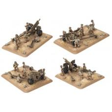 Flames of War 1/100 Американская гаубица 105 мм M2A1. UBX60A