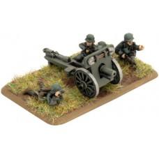 Flames of War 1/100 Германское орудие 7.62m Krupp IG с расчетом (Первая Мировая Война). GGE560