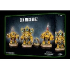 Warhammer 40,000 - Ork Meganobz. № 99120103035