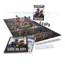 Know No Fear: A Warhammer 40,000 Starter Set (Стартер Warhammer 40,000). № 40-03-60