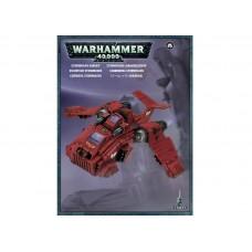 Blood Raven Stormraven Gunship. № 41-10