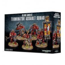 Blood Angels Terminator Assault Squad. № 41-13