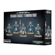 Thousand Sons Scarab Occult Terminators. № 43-36