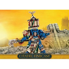 Space Marine Terminator Librarian (Finecast). № 48-61