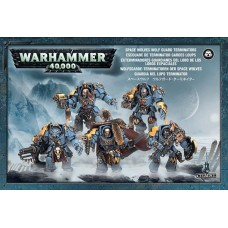 Space Wolves Wolf Guard Terminators. № 53-07