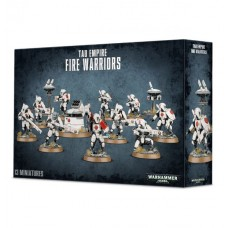 Tau Fire Warrior Team (Breacher Team/Strike Team) № 56-06
