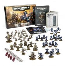 """Board Game: """"Warhammer 40 000"""" Dark Imperium"""