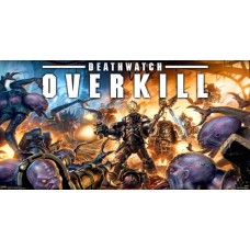 """Board Game: """"Warhammer 40 000"""" Deathwatch: Overkill"""