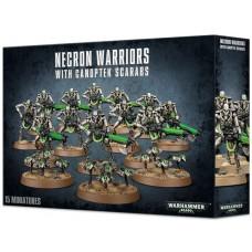 Warhammer 40,000 - Necron Warriors