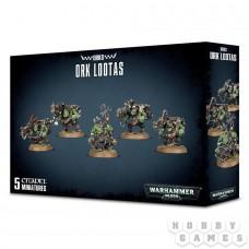 Warhammer 40,000 - Ork Lootas